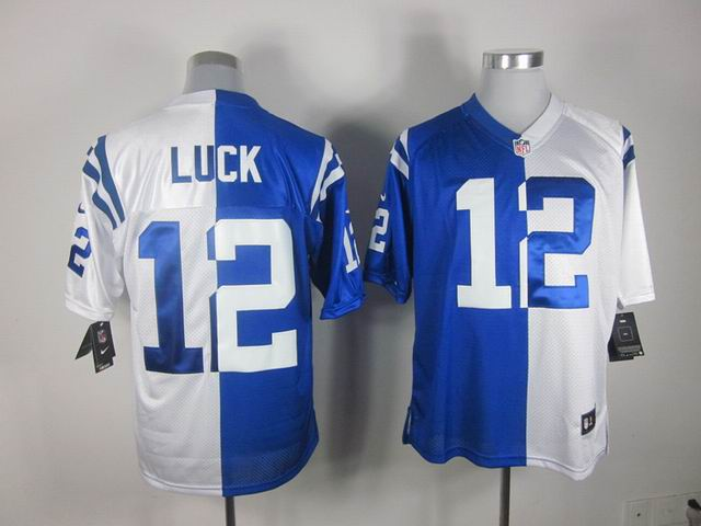andrew luck jersey china